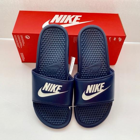 info for 3f88a 4e539 ❣️LAST ONE ❣️NEW Men's Benassi JDI Sandals NWT